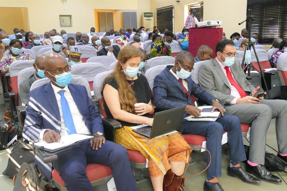 Les autorités administratives et partenaires techniques et financiers ont suivi avec grand intérêt les panel